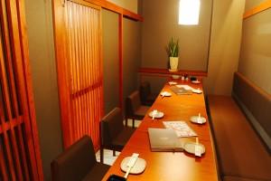 2階テーブル1